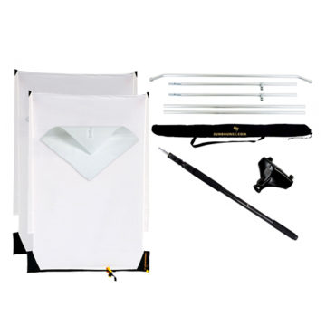 500- California Sunswatter Pro 6×4 kit