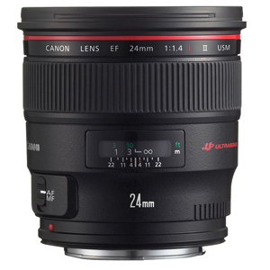 canon lens 24mm 1.4